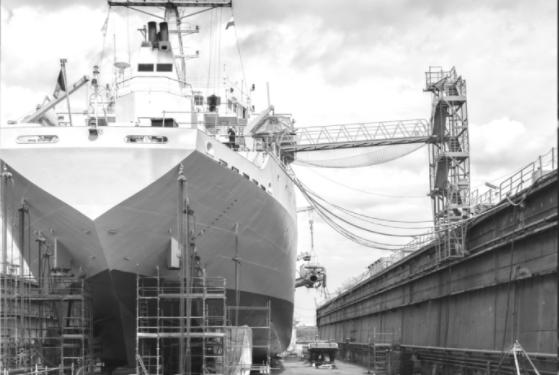 CarbonFoam Shipbuilding